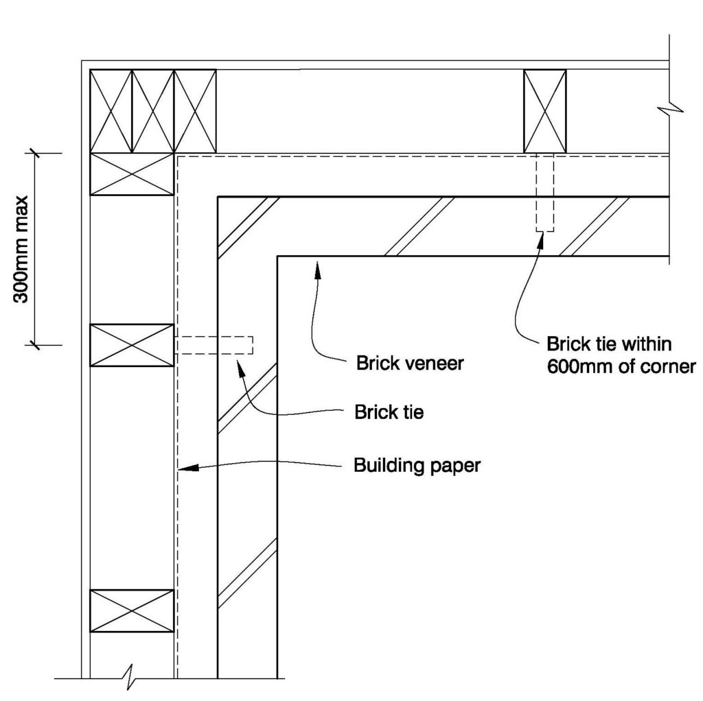 Clay Bricks – Standard Internal Corner