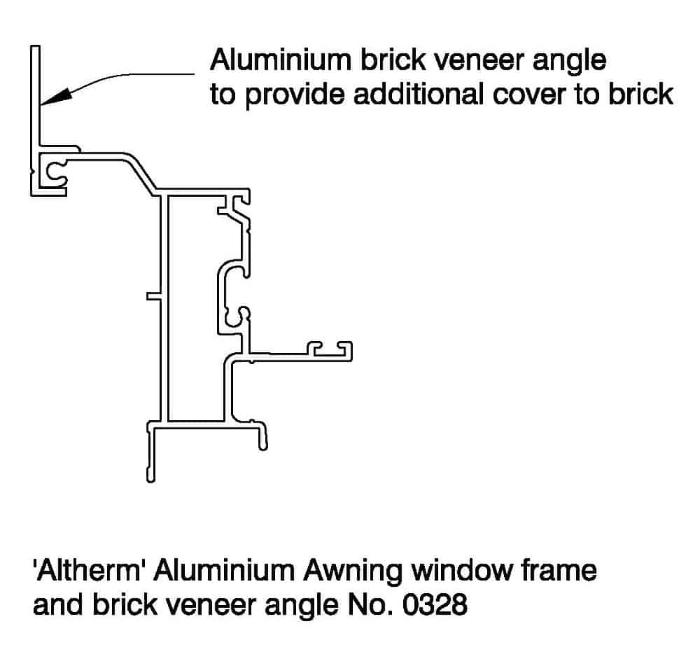 Clay Bricks – Cover Jamb Flashing