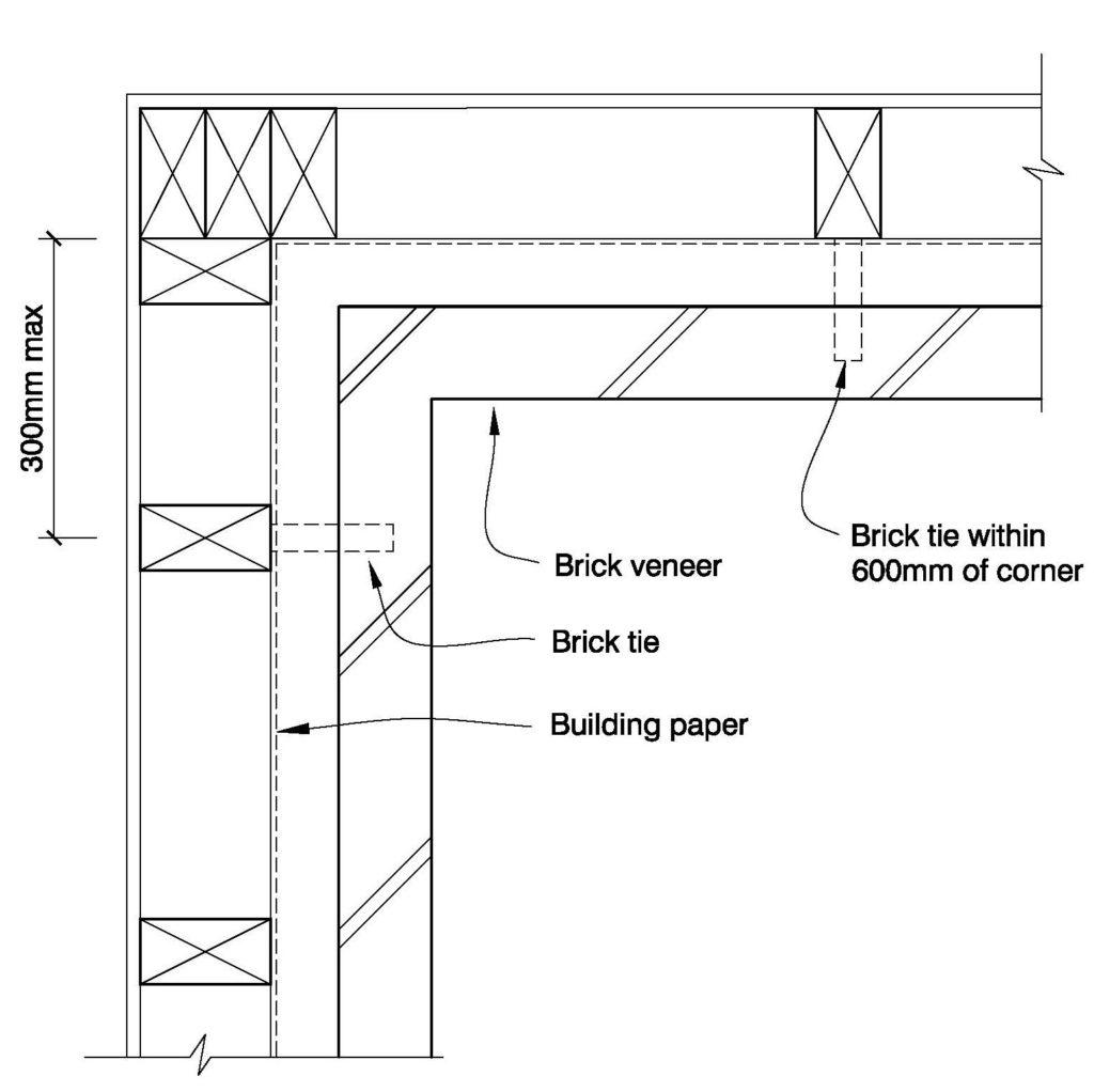 Clay Bricks – Standard Internal Corner
