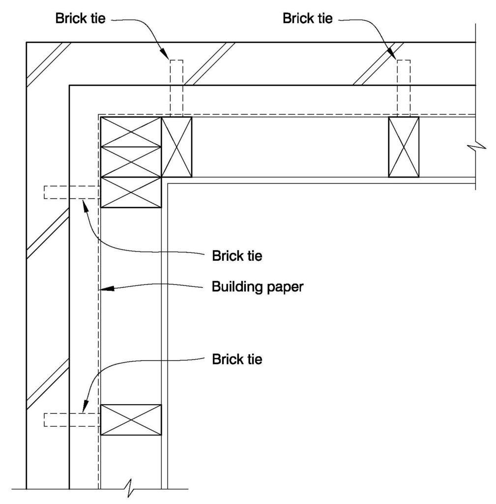 Clay Bricks – Standard External Corner