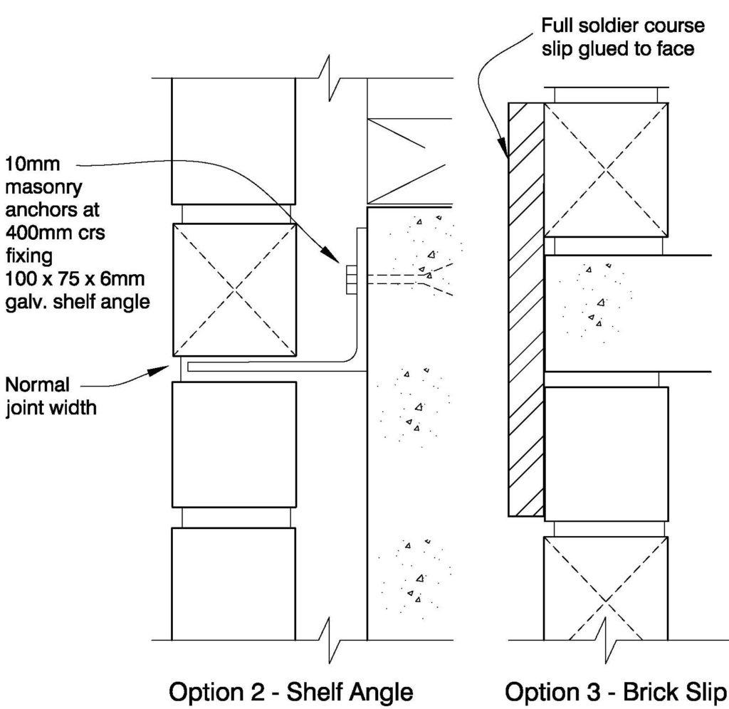 Clay Brick – Concrete Mid-Floor